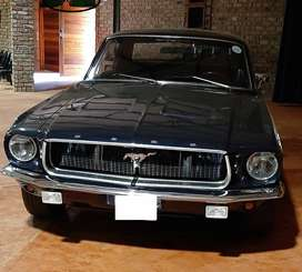 1967 Ford Mustang Notch Back