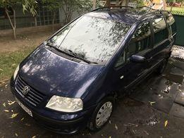 Volkswagen Sharan 2001 год 1.9 TDI 85 KW