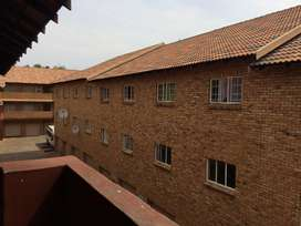 Single room available in a 2 bedroom apartment.