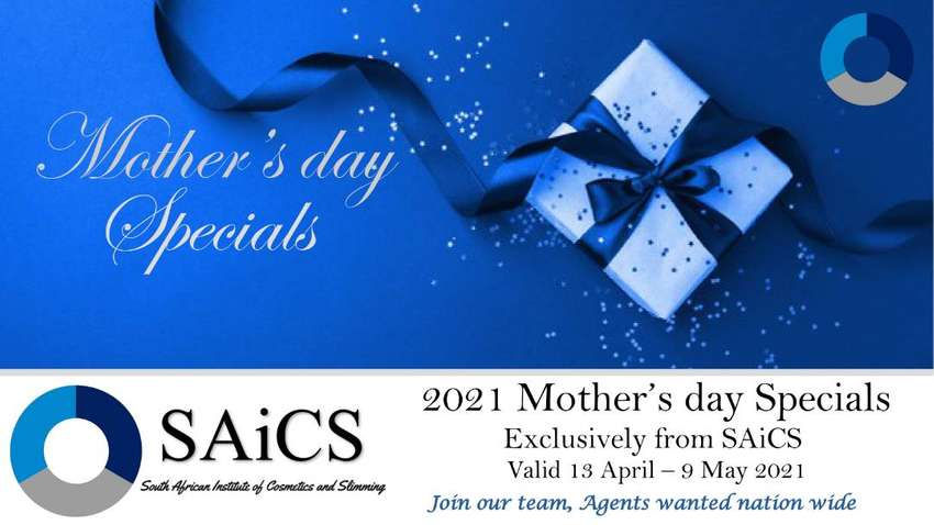 Spoil your mother this Mother's Day!