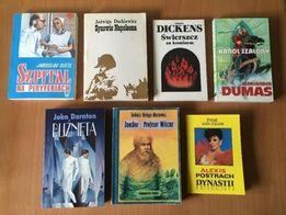 Dołęga-Mostowicz, Dumas, Dietl, Dickens, Darnton, Dackiewicz...