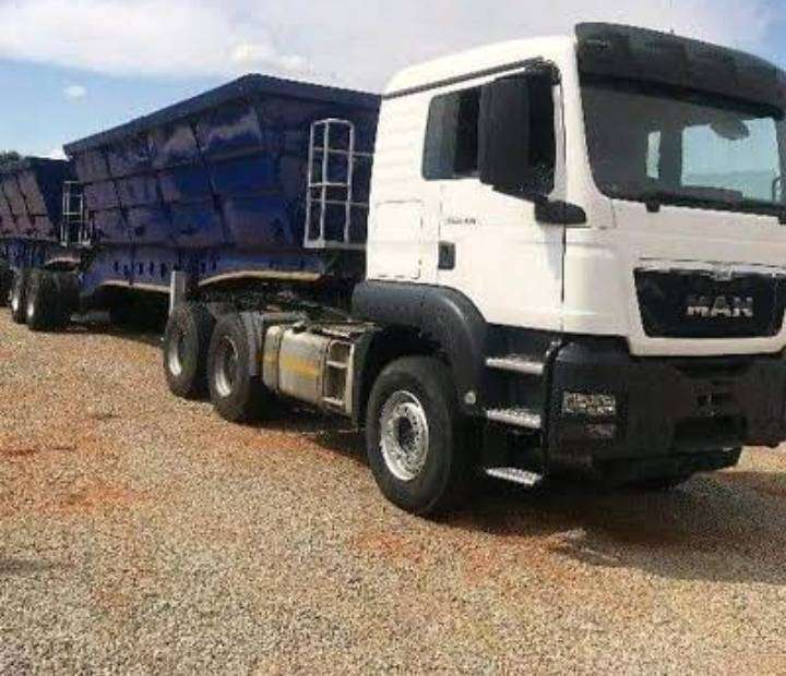 34 ton side tipper contracts available 0