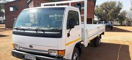 Nissan Ud 40 Dropside Truck Excellent  Condition