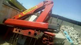 Palfinger P8000 Truck Crane  For Sale