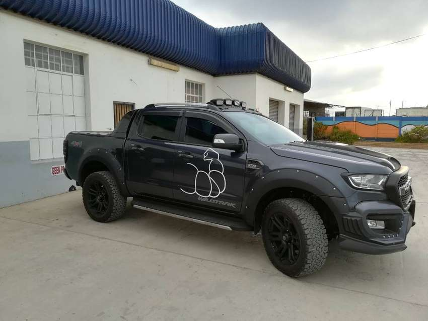 Ford Wildrtrack 3.2 Auto 4x4 0