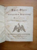 Dziennik Urzędowy Królestwa Pruskiego 1838