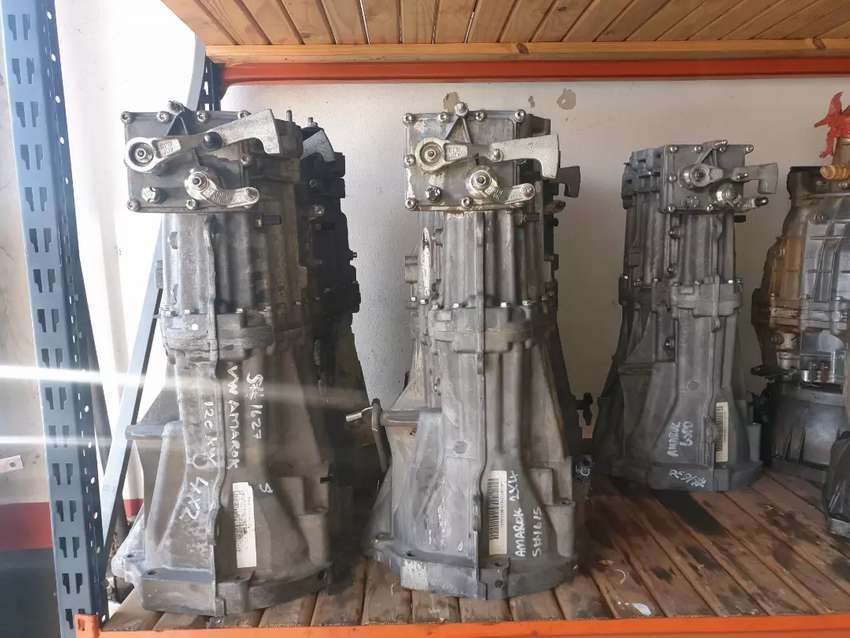 Vw Amarok gearboxes for sale 0