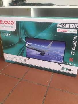 Ecco 32'' inch flat screen LED tv