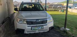 Subaru Forester for sale or exchange with a bakkie