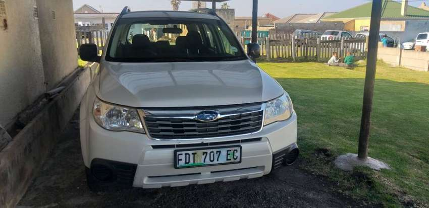 Subaru Forester for sale or exchange with a bakkie 0