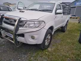 2010 Toyota Hilux D4D Legend 45 for sale