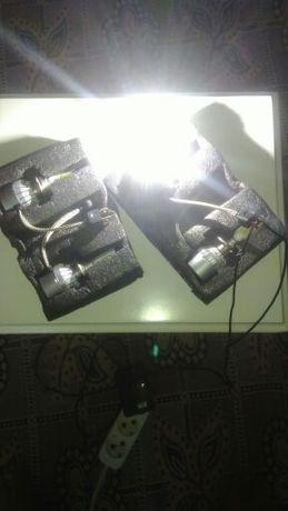 LED лампа H11 H7 H4 H27 880 ПРОТИВОТУМАНКИ ближний свет светодиодные Кривой Рог - изображение 7
