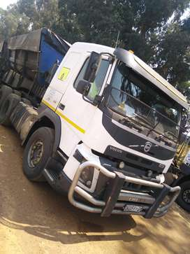 Volvo FMX 2015 plus 2008 afrit side tipper