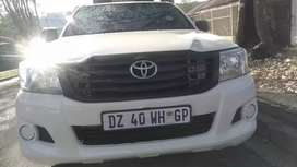 TOYOTA HILUX SINGLE CAB LONG BASE IN EXCELLENT CONDITION