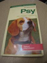 """książka broszurka """"Psy. Rasy: charakter i utrzymanie"""", Eva-Maria Krame"""
