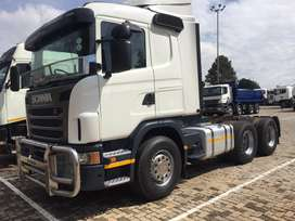 Scania G460 Excl. VAT