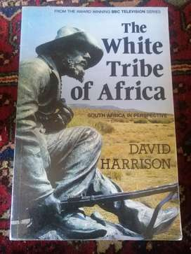 The White Tribe of Africa /David Harrison