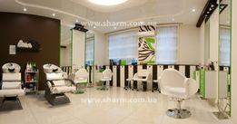 Парикмахерское кресло в аренду в центре Киева