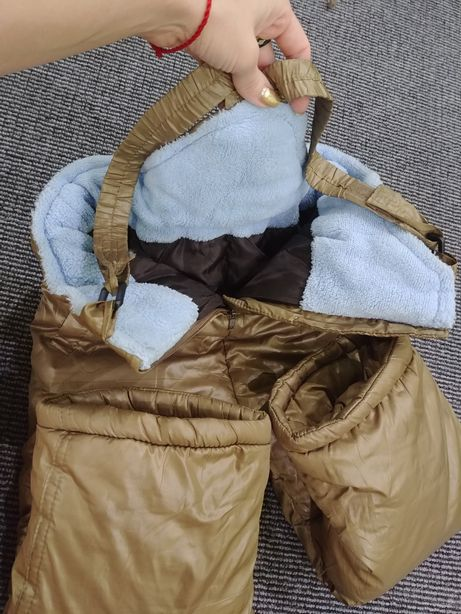 Продам зимний тёплый костюм на рост 104-110 см. На фото ребёнок 116см Харьков - изображение 8