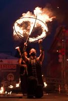 Огненное шоу, fire show, фаер шоу в Киеве и Украине на праздник