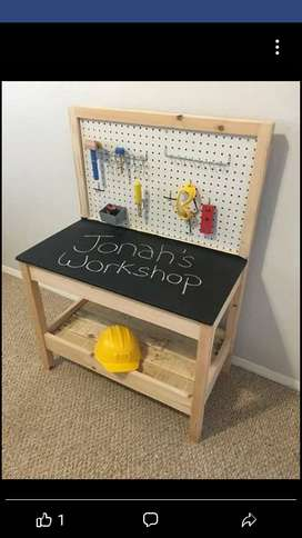 Wooden Toys, Furniture & Anything Wood