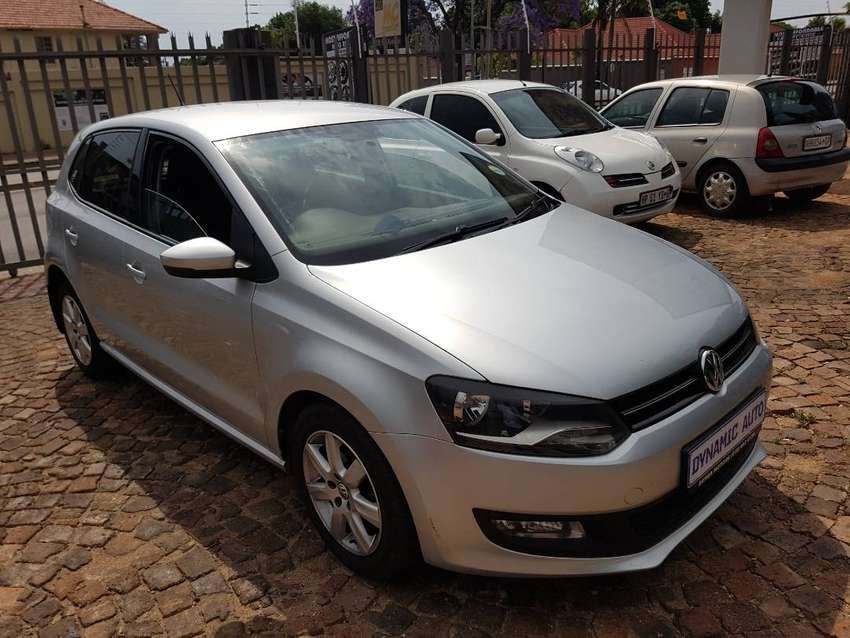 2013 Volkswagen Polo 1.4 for sale 0