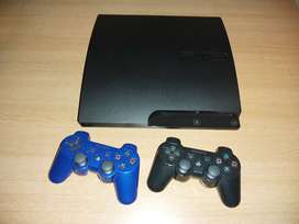 Playstation 3 with games and accessories