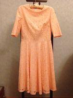 Платье пудровое Must have 42 (L)