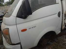 Hyundai H100 stripping for spares only