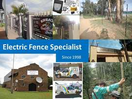 Electric Fence DIY or Fully Installed Special.   by Safety Security