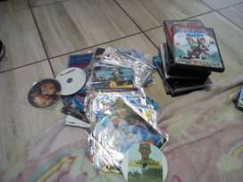 Hi I'm selling dvd I have 74 dvd there is a mix action,and more