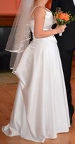 Suknia ślubna cosplay gorset ślub