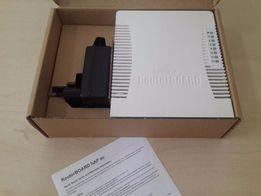 Продам hAP ac RB962UiGS-5HacT2HnT mikrotik, роутер, wi-fi unifi UBNT