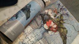 Puzzle: Paul Cezanne- Wazon z kwiatami