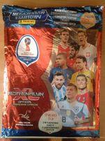 Adrenalyn XL Fifa World Cup Russia 2018 + powtórki [kolekcja PANINI]