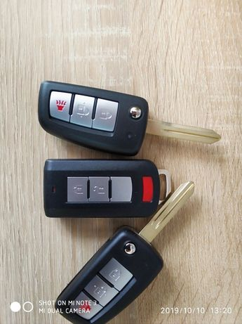 Изготовление и програмирование Авто Ключей, с чипом