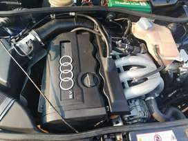 I am selling my audi a4. Gud price