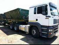 Image of 34Ton Side Tippers Trucks Required Urgently