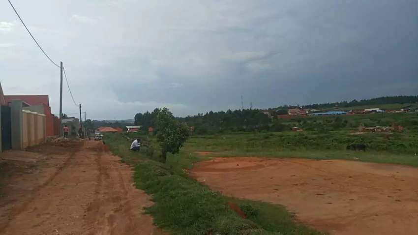 6 acre's of land for sale in kiwanga 0