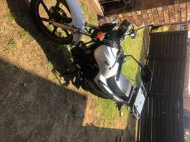 GREAT-AS-NEW! SYM BLAZE 200 MOTORCYCLE! FOR SALE ONLY FOR R18499