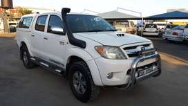 2008 Toyota Hilux 3.0 D-4D D/Cab 4x4 Legend 45 for sale!