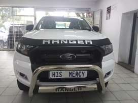 2018 FORD RANGER 2.2 4X2 DOUBLE CAB MANAUL