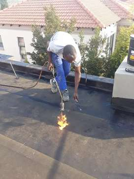 We offer waterproofing Torch on and roof repairs