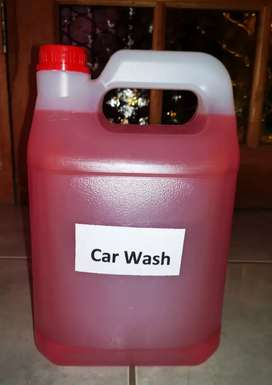 Detergent for home and car