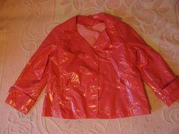 новый плащ куртка (300 рублей)