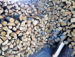 Продам тепло для вашого дому (дрова рубані). Дуб, Граб, Береза, Сосна