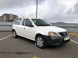 2015Nissan NP200 1.6 AC in excellent condition fsh one owner from new