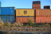 Image of Great deal of 3m, 6m and 12m shipping containers for sale