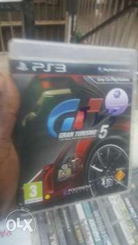 Grand Trismo Ps3 used 0