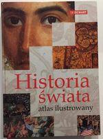 Historia świata - ilustrowany atlas